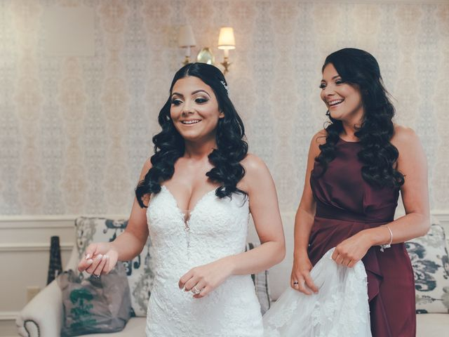 Vincent and Desiree's Wedding in Basking Ridge, New Jersey 36