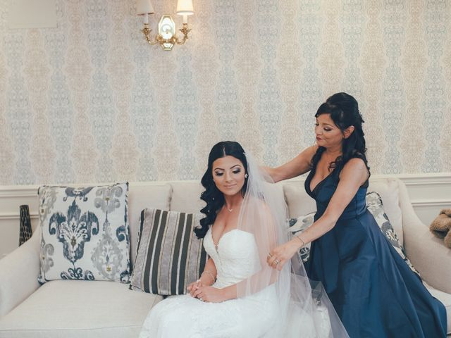 Vincent and Desiree's Wedding in Basking Ridge, New Jersey 38