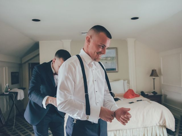Vincent and Desiree's Wedding in Basking Ridge, New Jersey 45