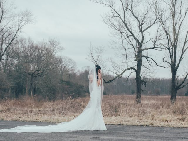 Vincent and Desiree's Wedding in Basking Ridge, New Jersey 52