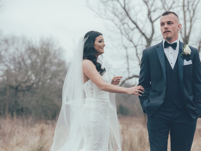 Vincent and Desiree's Wedding in Basking Ridge, New Jersey 54