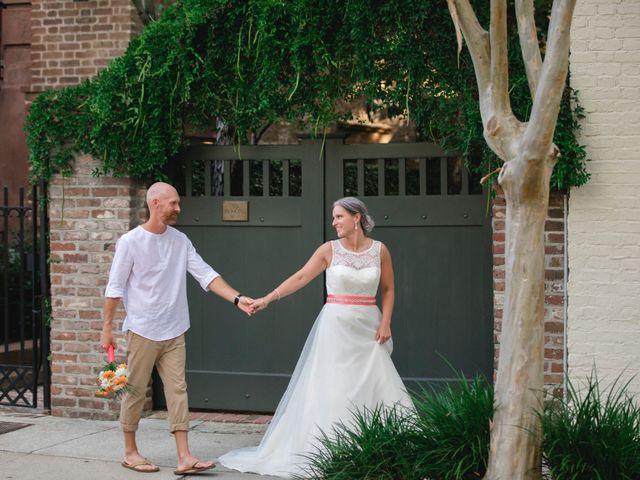 Josh and Lindsey's Wedding in Charleston, South Carolina 2