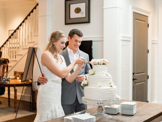 The wedding of Kristin and Brandon
