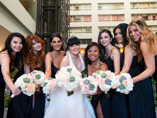 Jason and Agnes's Wedding in Glendale, California 22