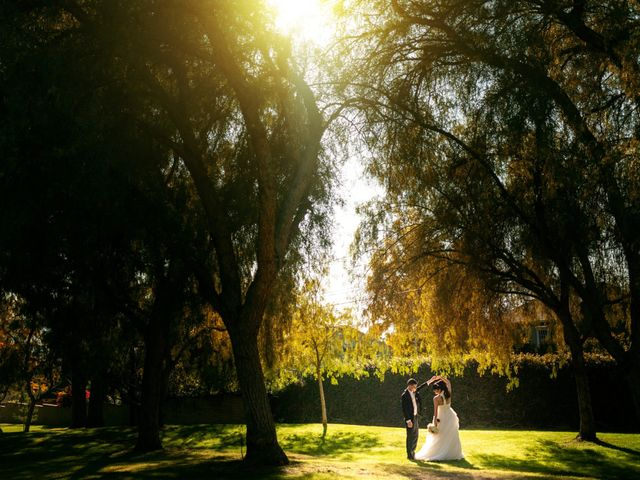 Jason and Agnes's Wedding in Glendale, California 23