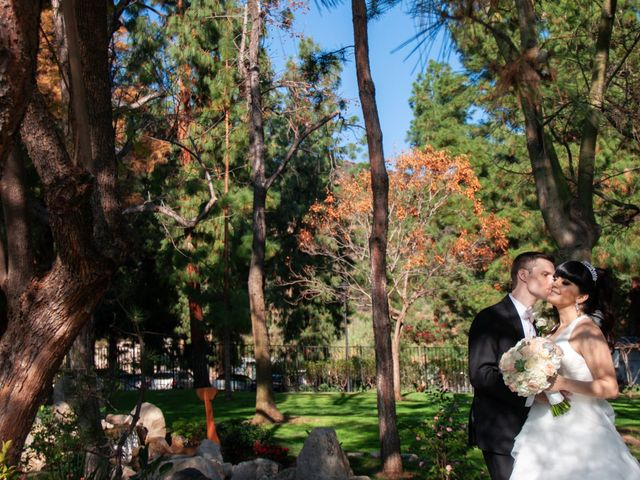 Jason and Agnes's Wedding in Glendale, California 24
