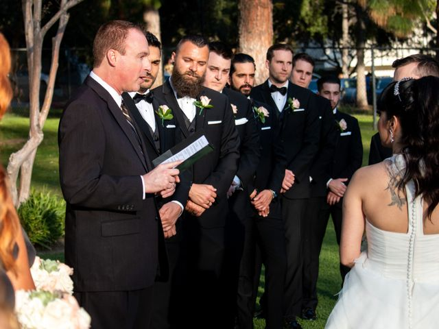 Jason and Agnes's Wedding in Glendale, California 30