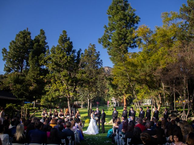 Jason and Agnes's Wedding in Glendale, California 32