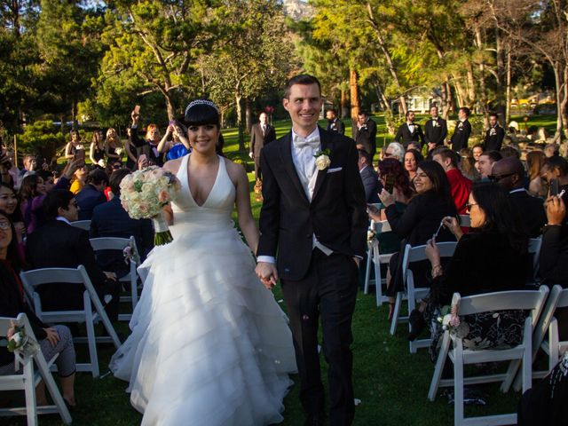Jason and Agnes's Wedding in Glendale, California 34