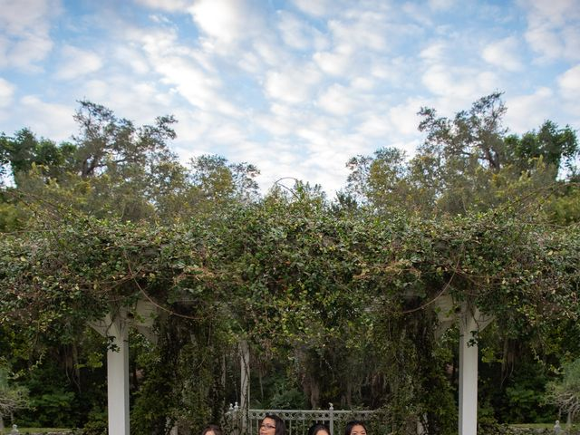 Ben and Gam's Wedding in Lake Mary, Florida 4