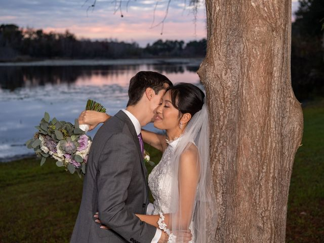 Ben and Gam's Wedding in Lake Mary, Florida 19