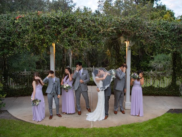 Ben and Gam's Wedding in Lake Mary, Florida 22
