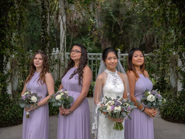 Ben and Gam's Wedding in Lake Mary, Florida 23