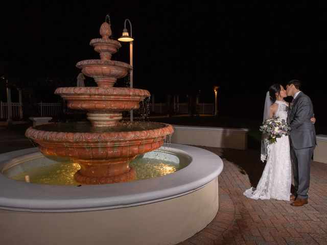 Ben and Gam's Wedding in Lake Mary, Florida 33