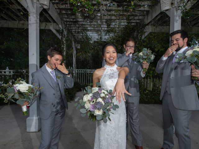 Ben and Gam's Wedding in Lake Mary, Florida 46