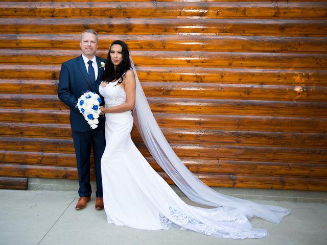 The wedding of Patti and Jake