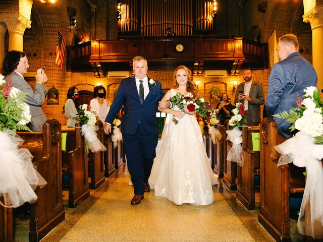 Peter and Meghan's Wedding in Great River, New York 23