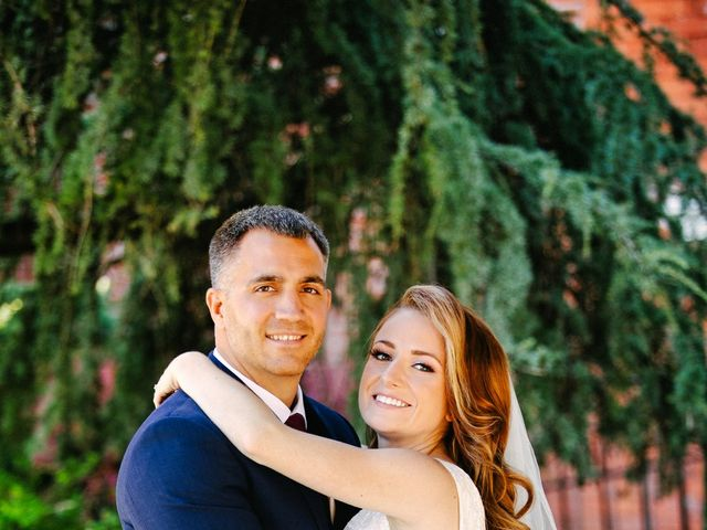 Peter and Meghan's Wedding in Great River, New York 40