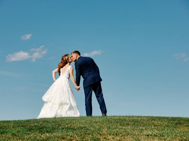 Peter and Meghan's Wedding in Great River, New York 45