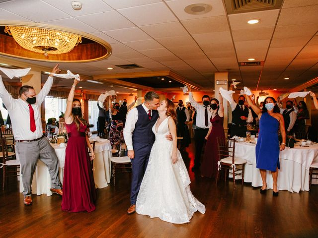 Peter and Meghan's Wedding in Great River, New York 48