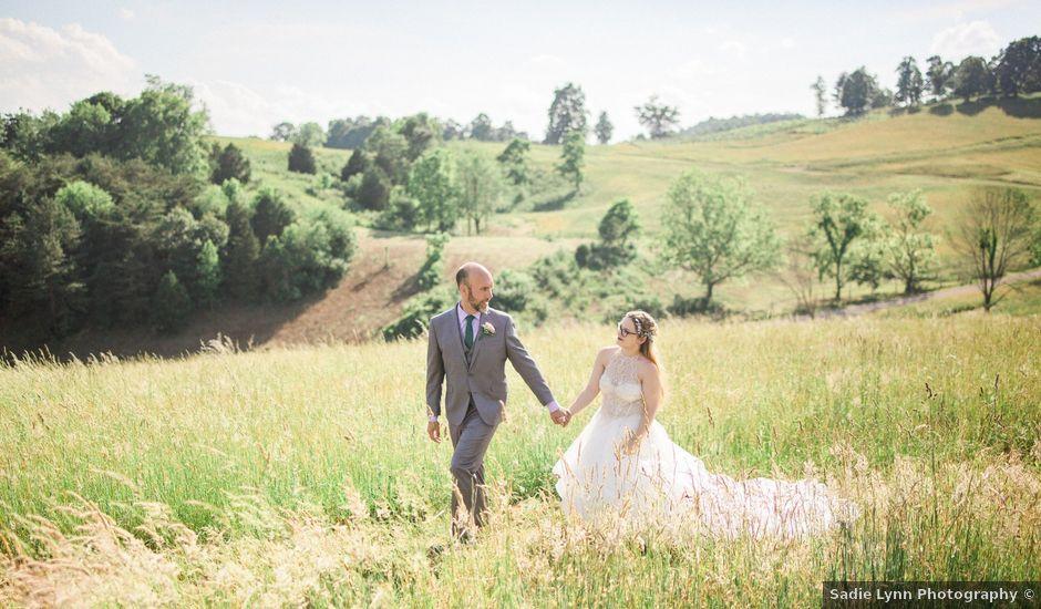 Margaret and Jeff's Wedding in Blacksburg, Virginia
