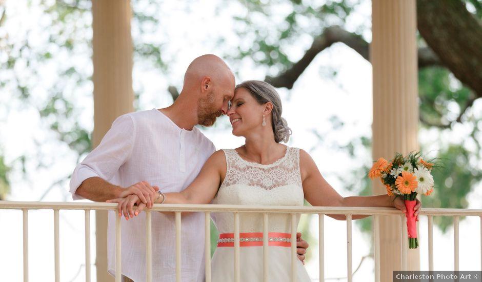 Josh and Lindsey's Wedding in Charleston, South Carolina