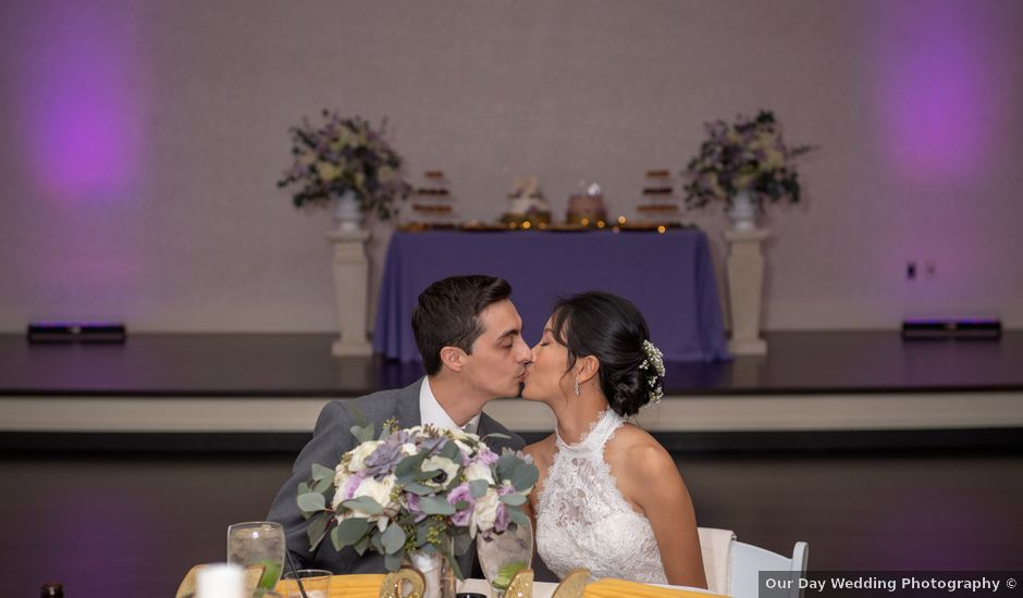Ben and Gam's Wedding in Lake Mary, Florida