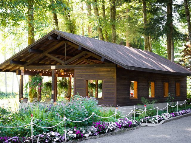 Annie and Benjamin's Wedding in Bridal Veil, Oregon 1