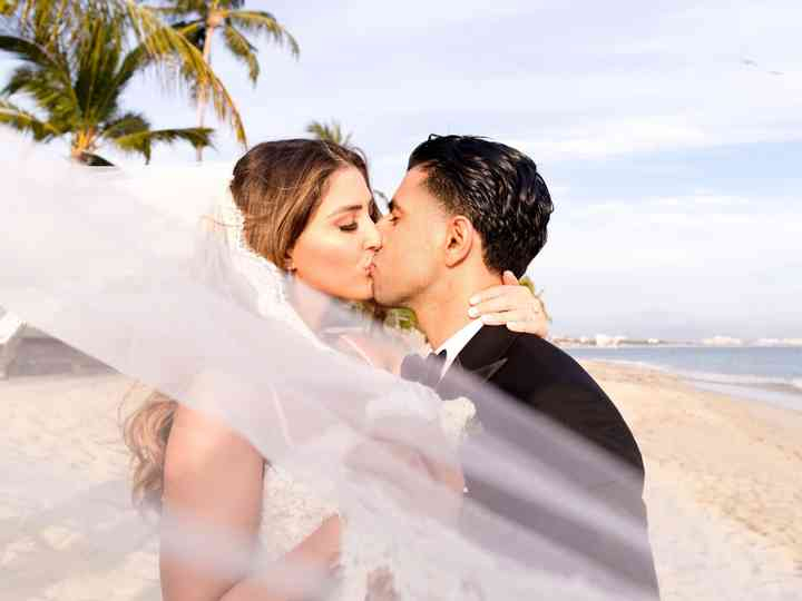 The wedding of Serena and Emon
