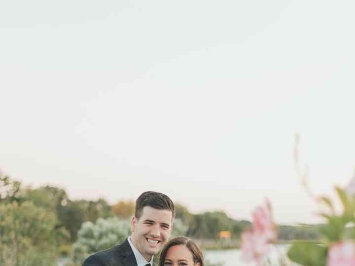 The wedding of Sebastian and Alyssa