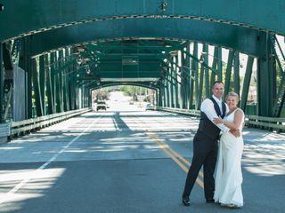 The wedding of Cassie and Joe 2