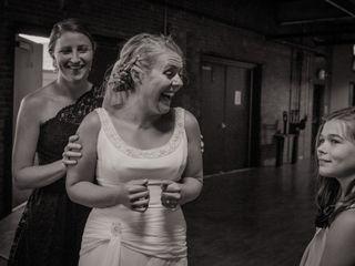 The wedding of Cassie and Joe 3