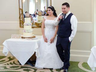 The wedding of Malaina and Michael 2