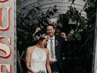 The wedding of Will and Sarah 1