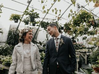 The wedding of Will and Sarah