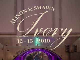 The wedding of Alison and Shawn 3