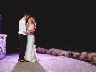 The wedding of Nicole and Vincent 1
