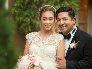 The wedding of Edwin and Suwicha 1