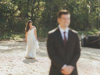 Alyssa and Sebastian's Wedding in East Setauket, New York 6