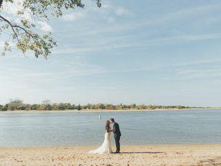 Alyssa and Sebastian's Wedding in East Setauket, New York 7