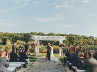 Alyssa and Sebastian's Wedding in East Setauket, New York 12