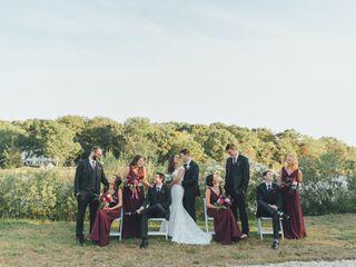 Alyssa and Sebastian's Wedding in East Setauket, New York 15