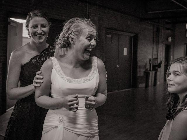 Joe and Cassie's Wedding in Cleveland, Ohio 6