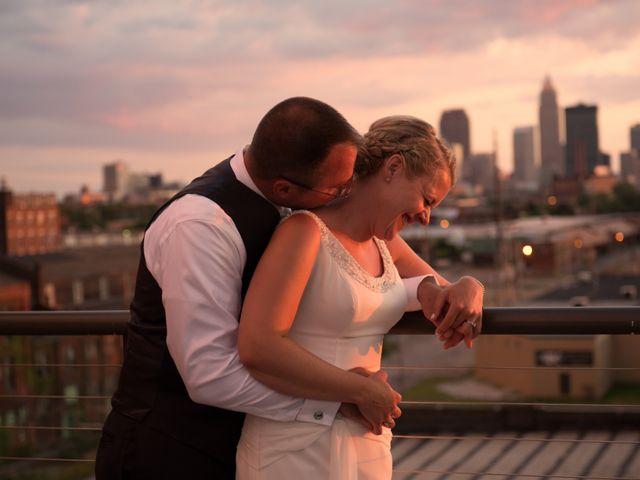Joe and Cassie's Wedding in Cleveland, Ohio 8