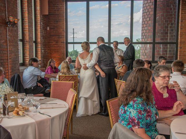 Joe and Cassie's Wedding in Cleveland, Ohio 9