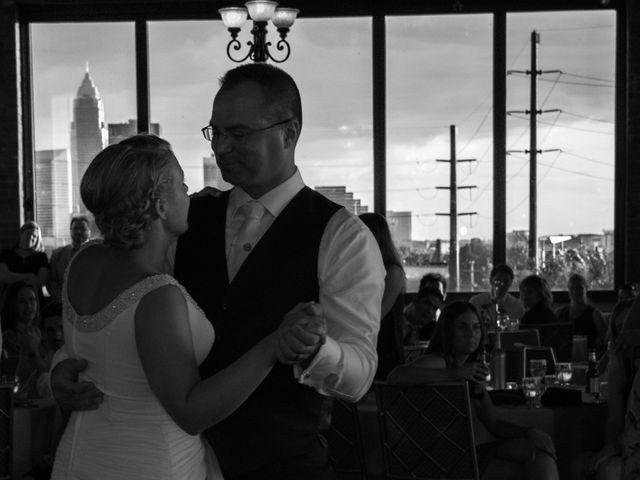 Joe and Cassie's Wedding in Cleveland, Ohio 10