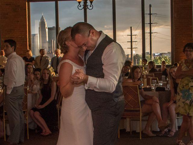 Joe and Cassie's Wedding in Cleveland, Ohio 11