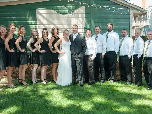 Joe and Cassie's Wedding in Cleveland, Ohio 13