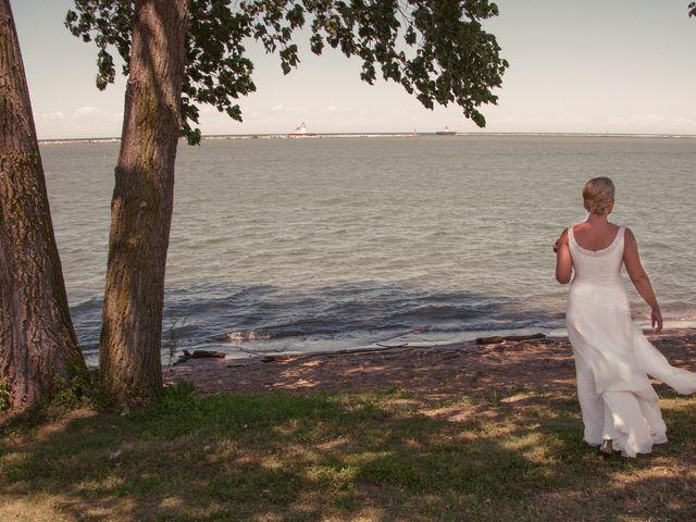 Joe and Cassie's Wedding in Cleveland, Ohio 15
