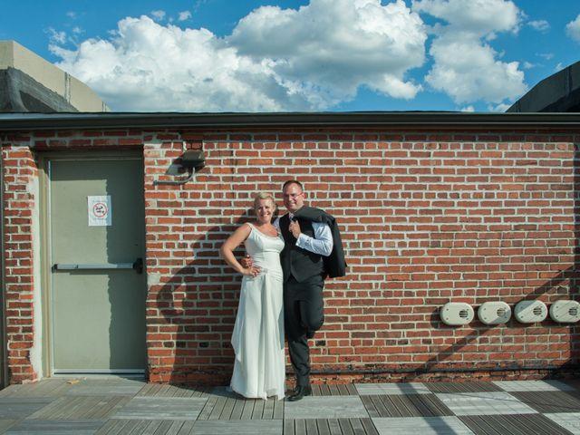 Joe and Cassie's Wedding in Cleveland, Ohio 17